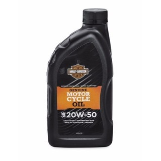 Genuine Harley-Davidson Motorcycle Oil 20W50 (0,946 л.)